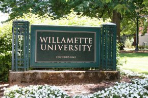 On Campus with Willamette's Atkinson School of Management