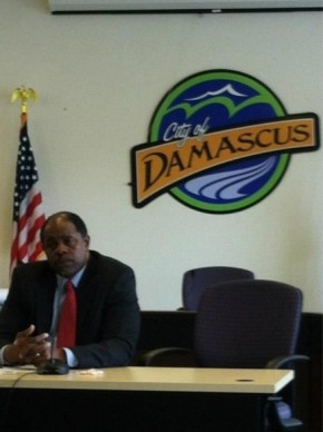 Knope of the Week: Greg Baker, Damascus City Manager