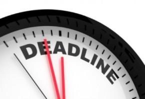 Resume Book Deadline Extended to April 8,2013