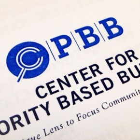 Budgeting Through a New Lens with the Center for Priority Based Budgeting(CPBB)