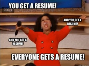 Resume Book Overview