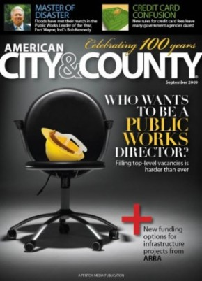 Knope of the Week: American City and County Magazine, Bill Wolpin and Derek Prall