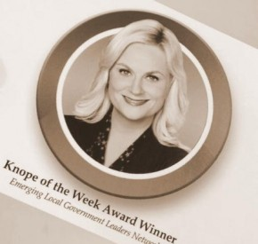 Knope of the Week: Justin Finestone, City of Bend and Anna Johnson, Deschutes County